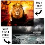 Buy 1 Get 1 FREE - 11x14