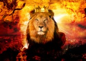 Fire of His Presence