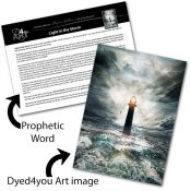 What is Personal Prophetic Art
