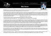 WarHorse-5x7word