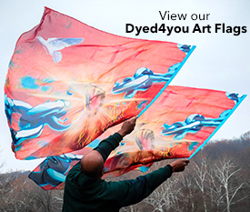 View Dyed4you Art Flags